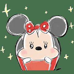 會動的!Disney Tsum Tsum(更慵懶可愛篇)