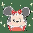 Disney Tsum Tsum Imut-Santai