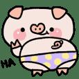 豬豬 日常貼圖