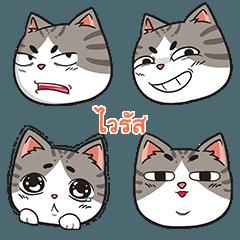 VIRUS trollcat emoji