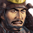 Samurai wearing armor