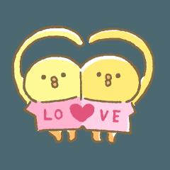 Piyokomame3(LOVE)