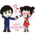 Ztephee: Happy Lovely Valentine's Day