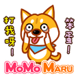 momo maru - Cute and excited