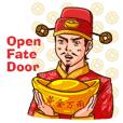 Open Fate Door
