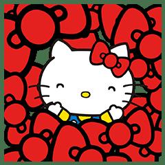 凱蒂貓佔據你的螢幕☆ 全螢幕貼圖
