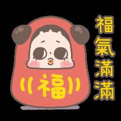 啾啾妹賀喜-豬豬發財