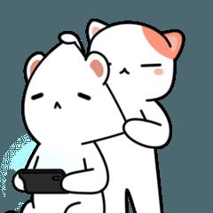 Mochi & Moko : Couple