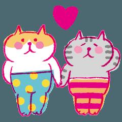 Lazy Nyansuke love