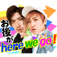 Daruchara comedian EXIT's sticker