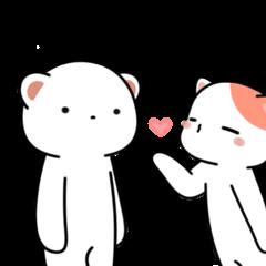 Mochi & Moco : Couple
