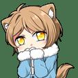 Wolf's child-CIOUCIOU
