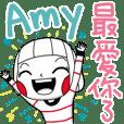 Amy的貼圖