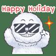 Bubble Bichon Frise Holidays