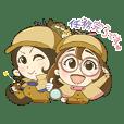 姉妹探偵 たま子とレイナ