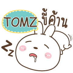 TOMZ Bear and Rabbit joker_E e