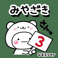 無難な【みやざき】専用のしろまる3