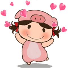MAY MEI P11-little PIG