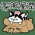 花花与泰利爷过新年 2019