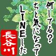 Hasegawa's humorous poem -Senryu-