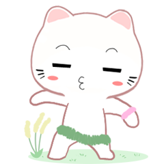 Miki the Cat 5 : Cute Animated