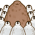 King Penguin's chick name is Kinchan