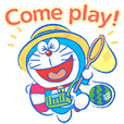Doraemon Bergerak di Musim Panas