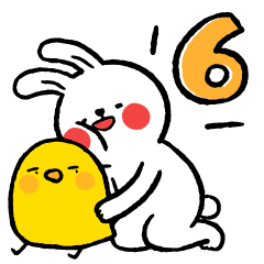 Lazy Rabbit & Mr.Chu 6