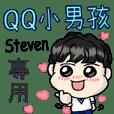 A Curly Boy-Steven