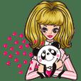 RUNE.NAITO(Panda & Girl)