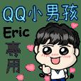 A Curly Boy-Eric
