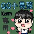 A Curly Boy-Kenny