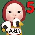 【#5】レッドタオルの【やよい】が動く!!