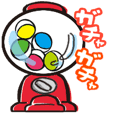 GachaGacha Sticker