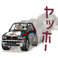 Drive a rally car 2