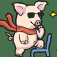 Pig Danny
