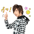 TOSHIYUKI SOMEYA Animation Sticker 2