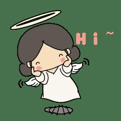 cuty angel
