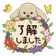 Heart-warming flowers and animals