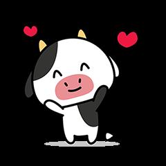 Sapi the cow