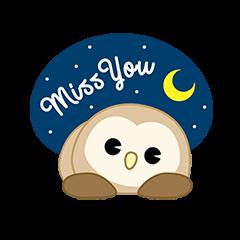 Owlie the Sweet Owl
