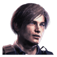 RESIDENT EVIL 2 Stickers