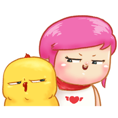 Warbie x Cupid Q (Thai)