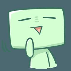 Mint Cube