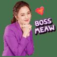 Boss Meaw by deesay