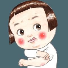 Ringochan & Donchan (Sweating ver.)