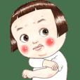 りんごちゃん&どんちゃん 2(一生懸命編)