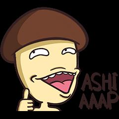 Mushroom : ASHIAAP