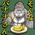 Honorific of Gorilla gorilla gorilla 3