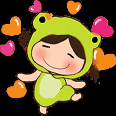 MAY MEI 13-little frog2